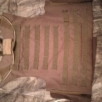 OD green pouch carrier