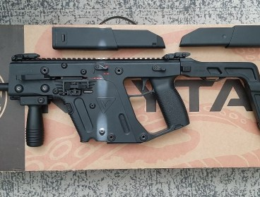Krytac Kriss Vector AEG - Brand new with Extras