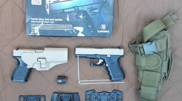 Glock 32 GBB Pistol for Sale