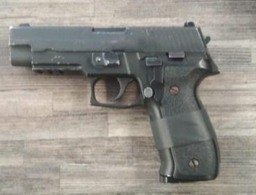Pistol & rifle for sale