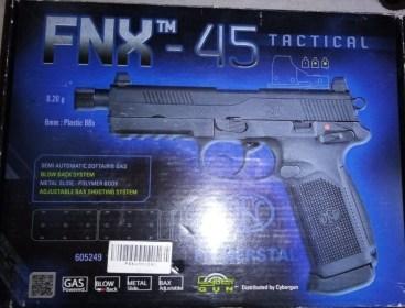 Cybergun FNX 45 Tactical