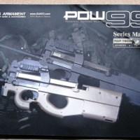C&G ARMAMENT PDW99 DST Airsoft AEG Rifle