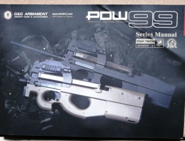 C&G ARMAMENT PDW99 DST Airsoft AEG Rifle