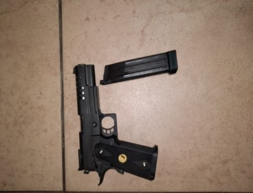 WE Hi-Cappa pistol