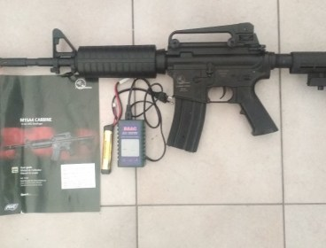 ASG M15A4 Carbine