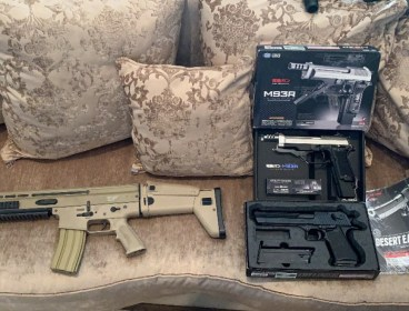 Airsoft load out for sale