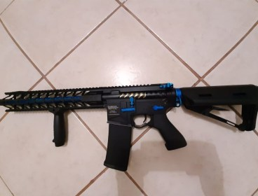 Lancer Tactical M4