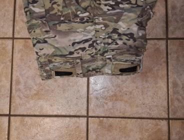Multicam combat pants