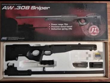 ASG AW .308