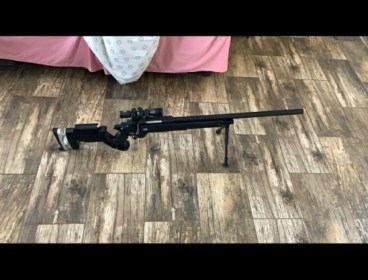 Mauser SR Pro-Tactical Spring Airsoft Sniper Rifle