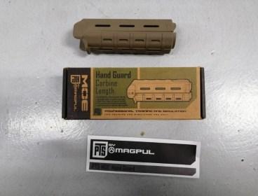 Genuine Magpul PTG Carbine Lenght Handguard - FDE