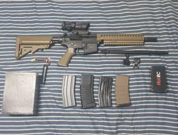Custom ASG mk18