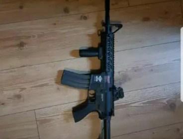 G&G CM-16 Raider-L