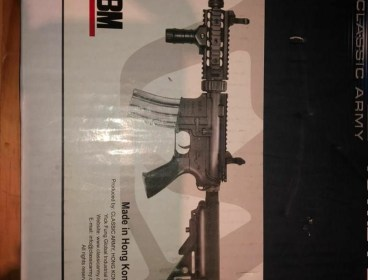 Classic Army M4 Socom CA068M