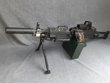HPA M249 SAW