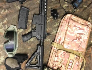 Airsoft Kit G&G Predator & CZ p07
