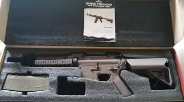 Tippmann basic training M4