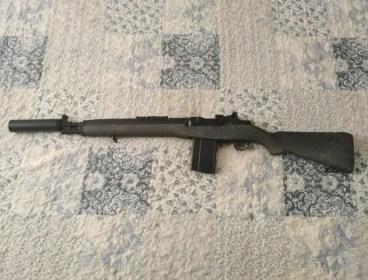 Socom CM 0.32 Airsoft Rifle