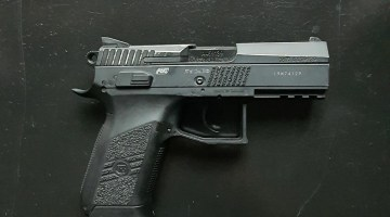 CZ 75 P-07 replica air pistol
