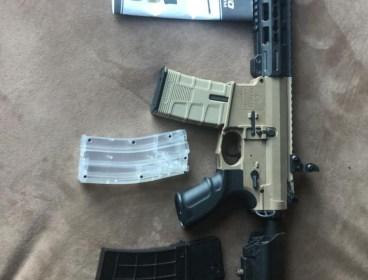 Tippmann Commando Airspft Gun