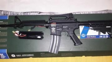 G&G CM16 carbine