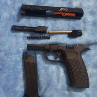 ICS BLE Alpha pistol
