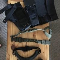 Tippmann CQB + full kit for sale!!