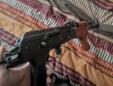 Cyma Ak 47 Romanian
