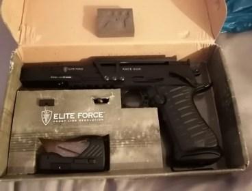 Elite Force Race gun