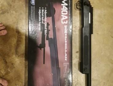 McMillan ASG M40A3 Sportline Sniper Rifle