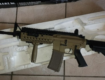 ASG M15 SIR
