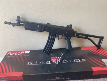 King Arms Galil SAR Rifle