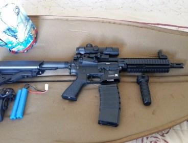 M15 Series Airsoft gun