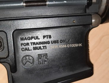 KWA RM4 PTS Scout Magpul edition - ERG ( electric recoil gun )