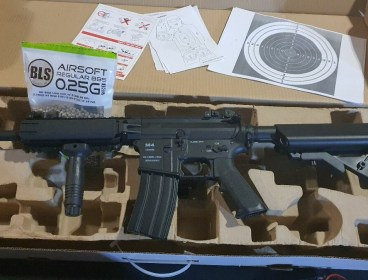 Classic Army M4 Assault Rifle