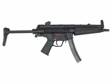 WANTED: MP5A3