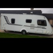 2010 Swift Challenger 570 4 berth fixed bed