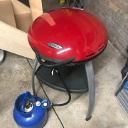 Outback portable gas bbq