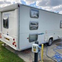 Bailey Ranger 540/6 6 berth , air awning and motor mover.