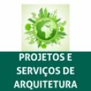 Projetos e serviços de arquitetura