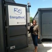 MADEIRA EM ELETRICIDADE: RE2 é líder mundial na fabricação de plantas modulares  de cogeração de energia e calor!aquecimento!