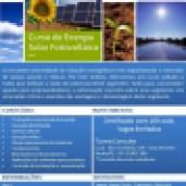Curso Energia Solar