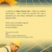 Fábrica de Módulos Fotovoltaicos