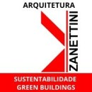 Projetos de arquitetura sustentável ZANETTINI
