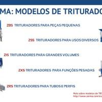 MADEIRA-MÁQUINAS PARA RECICLAGEM ZERMA