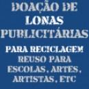 DOAÇÃO LONAS PUBLICITÁRIAS