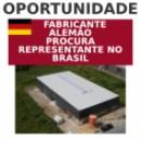 FABRICANTE ALEMÃO PROCURA REPRESENTANTE NO BRASIL