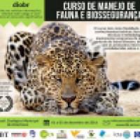 Curso de Manejo de Fauna e Biossegurança