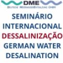 DESSALINIZAÇÃO - SEMINÁRIO INTERNACIONAL