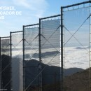 """CLOUDFISHER"", O PESCADOR DE NUVENS QUE TRANSFORMA NEBLINA EM ÁGUA POTÁVEL ""MADE IN GERMANY"""